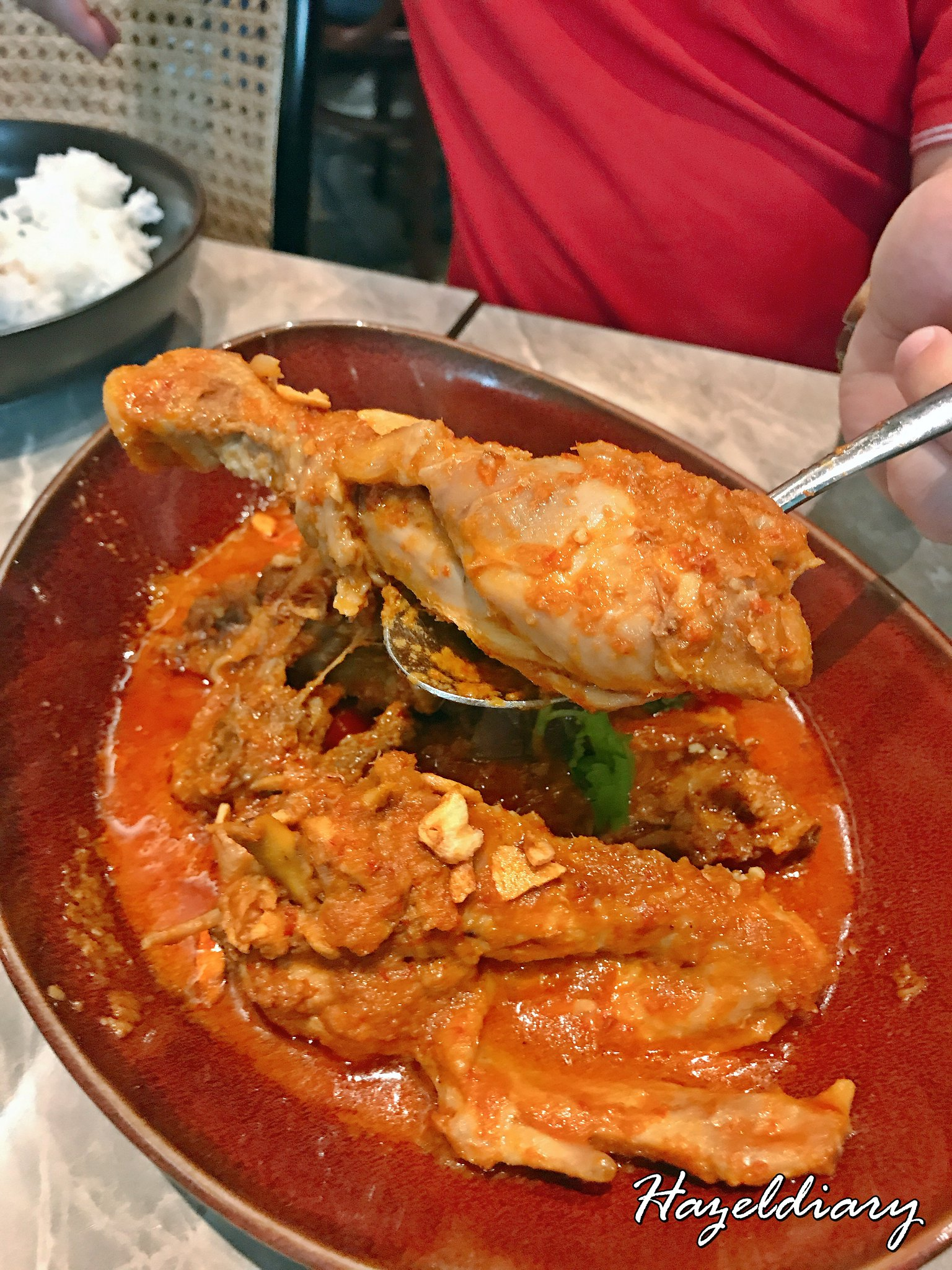 Folklore Destination Beach Road- Ayam Lemak Chilli Padi