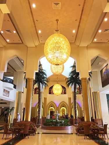 Ajman Hotel Lobby 1