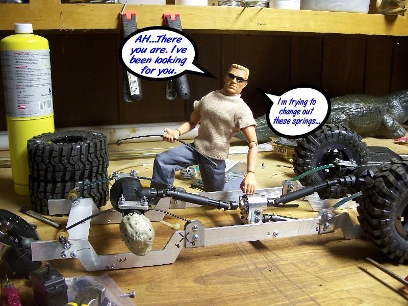 2 - Building an RC sixth scale Jeep 45551779271_1e7dac0bf2_b