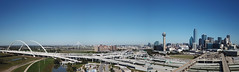 Downtown Dallas pano