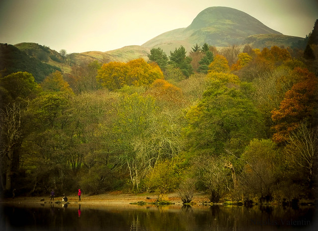 Conic hill , Loch Lomond .