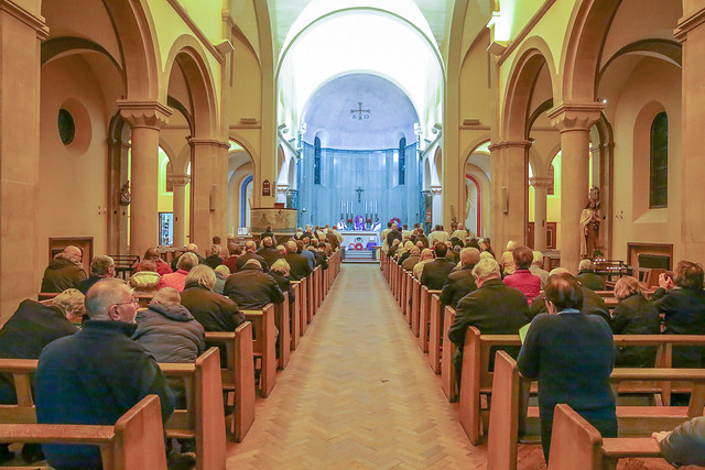Mass for Deceased Coventry Priests 2018