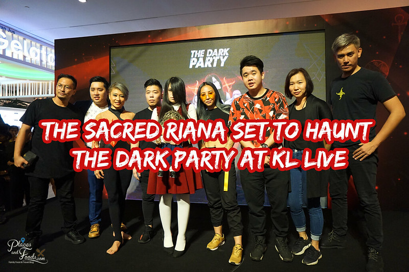 th dark party 2018