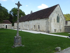 Marmagne  WLM2016 Abbaye de Fontenay   (12) - Photo of Quincy-le-Vicomte