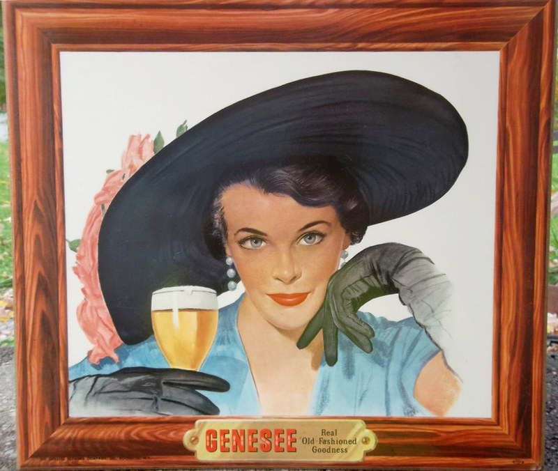 Genesee-woman