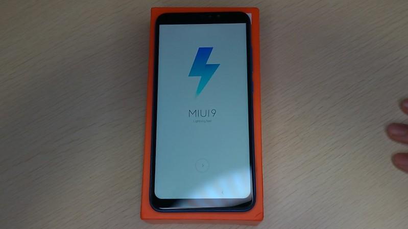 Xiaomi Redmi Note 6 Pro 開封 (37)