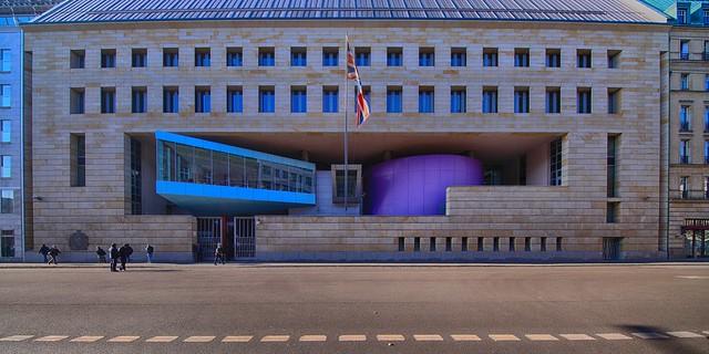 Embassy of the United Kingdom, Berlin