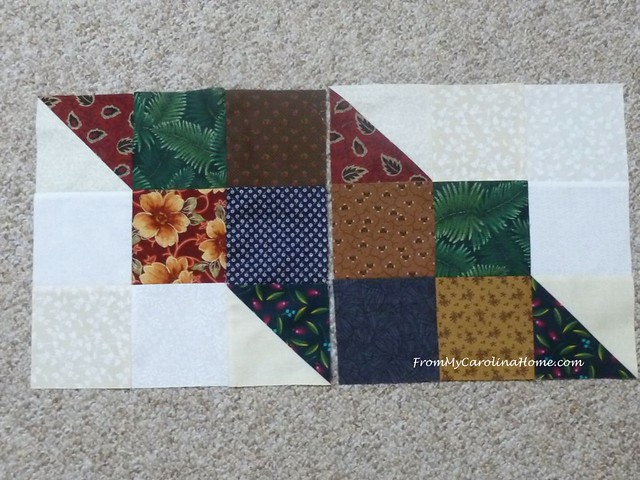 Carolina Hurricane Quilts at FromMyCarolinaHome.com