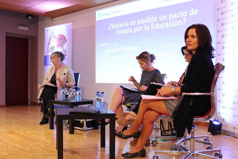 Debate pacto educativo y nueva etapa Cuadernos de Pedagogía