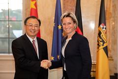 Land stärkt Zusammenarbeit mit chinesischer Provinz Jiangsu