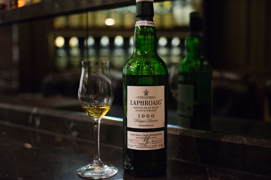 Laphroaig 1960 40 Years Old