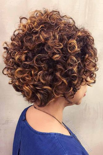 2019 Shapely Curly Bob Haircuts-Try This Season 5