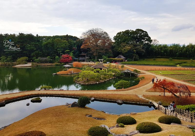 okayama garden lakes