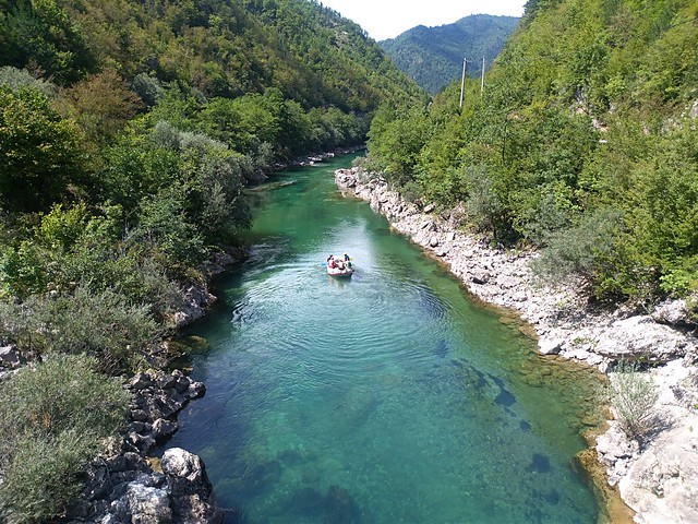 Come to the Neretva rafting