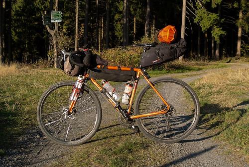 [Rennsteig 2018] Isegrimm im Bikepackingfieber