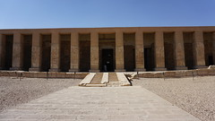 The Temple of Seti I, Abydos, Egypt.