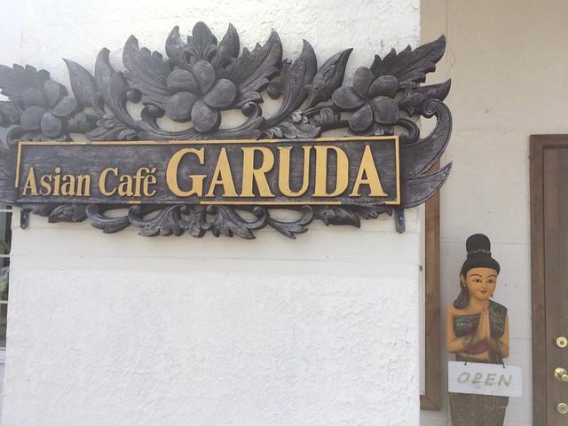 アジアンカフェ ガルーダのトムヤムヌードル!