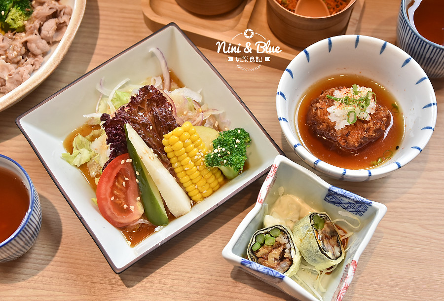 本鰻魚屋 台中太平美食 日式丼飯09