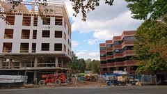 Suburban retrofit of office parks, Reston VA