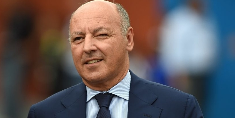 Mantan pemimpin Juve Marotta akan mengambil alih Inter