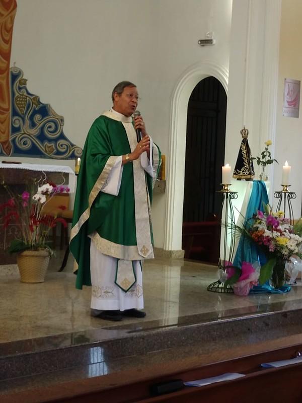 Missa de Envio de Pe. Gildarte e Diácono Fernando