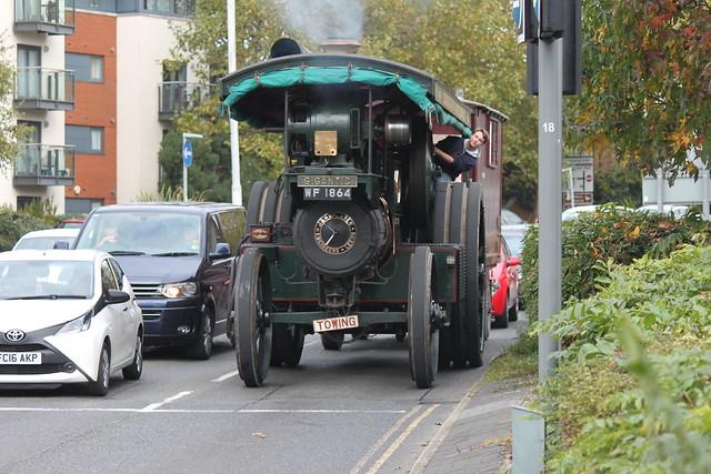 Traction Engine WF 1864