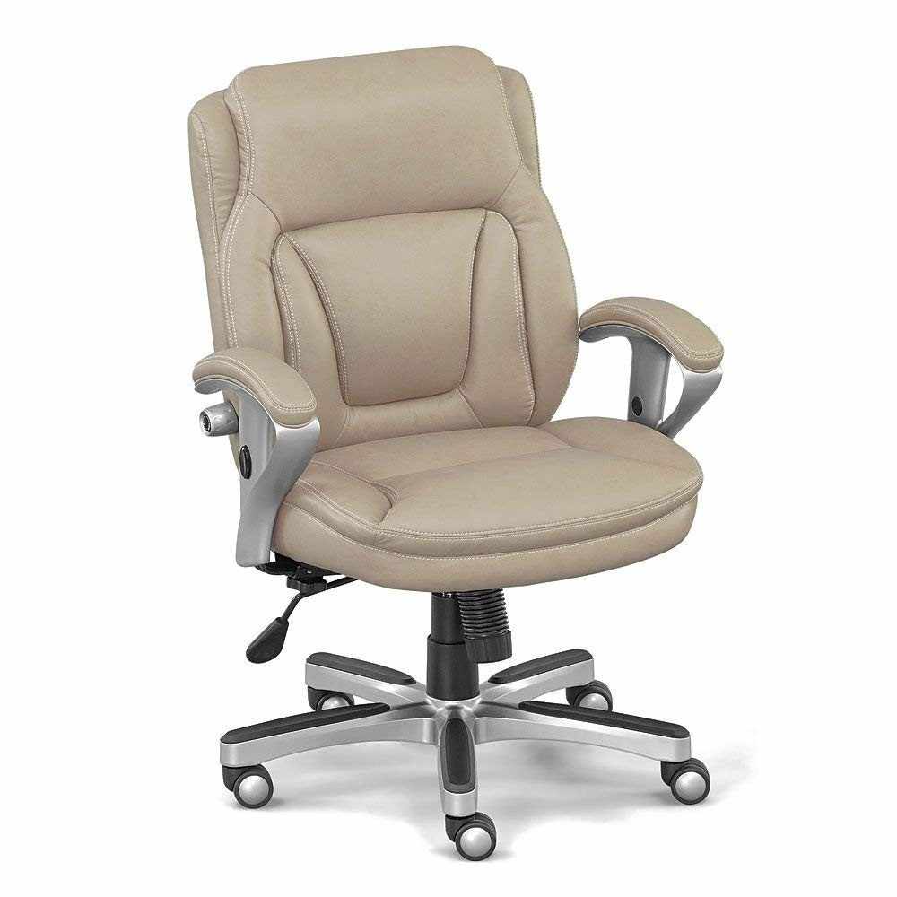 Petit computer chair with memory foam - $321