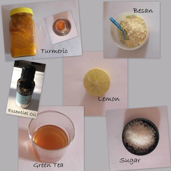 Ingredient and their Advantages