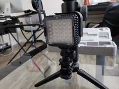 Smartphone gimbal and photography gear