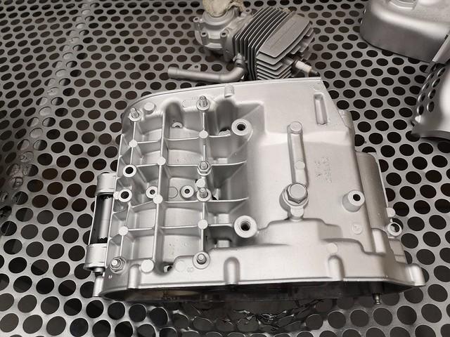 Microbillage Bas moteur banshee