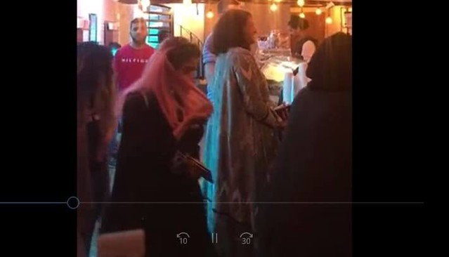 4716 Saudi Authorities shutdown a Café in Jeddah for hosting a mixed gender party 02