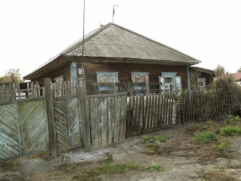 Славгород, улица Гоголя № 206.