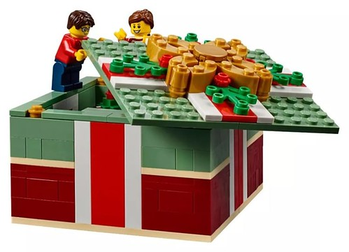 LEGO Seasonal Christmas Gift Box (40292)