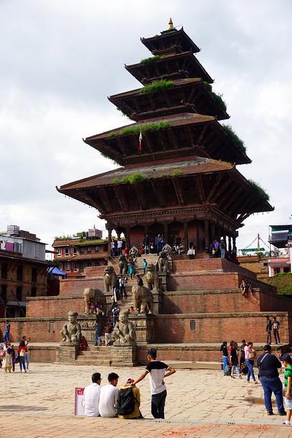 Nyatopala Temple Bhaktapur