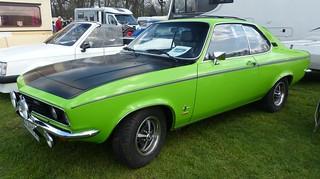 Opel Manta A SR Bicolor 2,4l 1973 vl