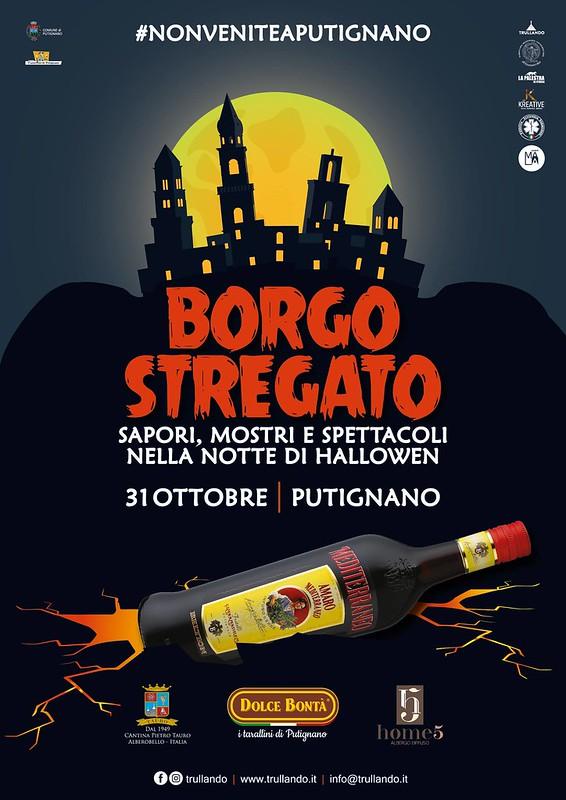 Borgo Stregato locandina
