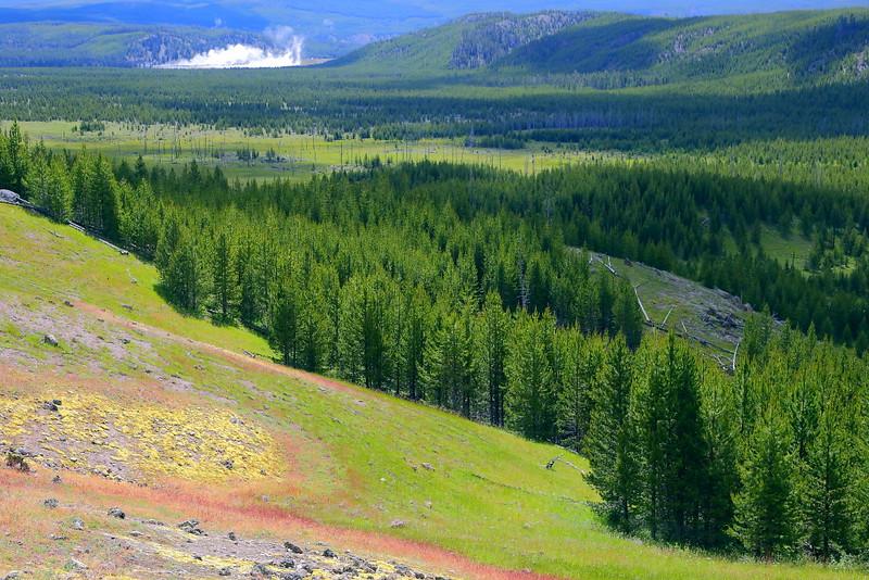 IMG_7986 Fairy Falls Trail, Yellowstone National Park