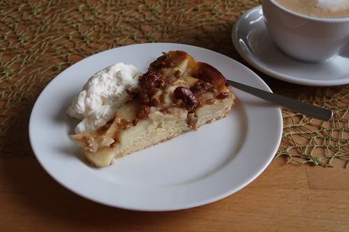Alt-Böhmischer Apfel-Walnuss-Kuchen  (aus der Conditorei Coppenrath & Wiese)
