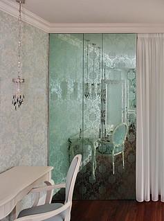 pískování skla zrcadlo