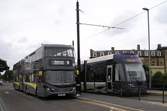 Blackpool Transport SN17 MGJ