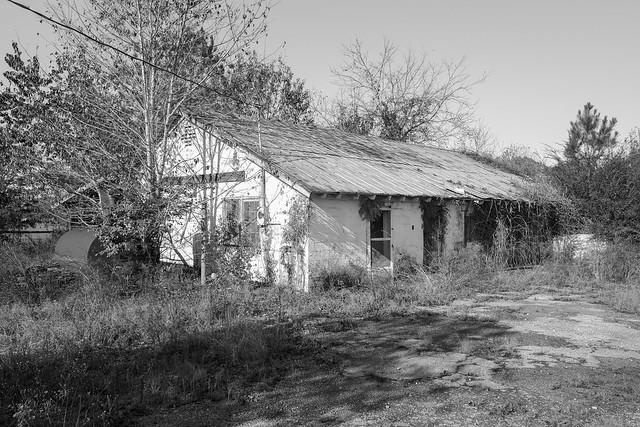 Abandoned Dairy