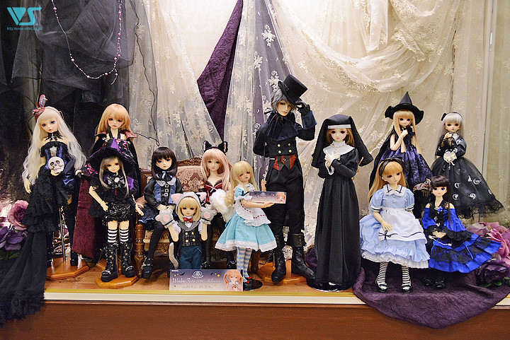 Halloween at Tenshi no Mado