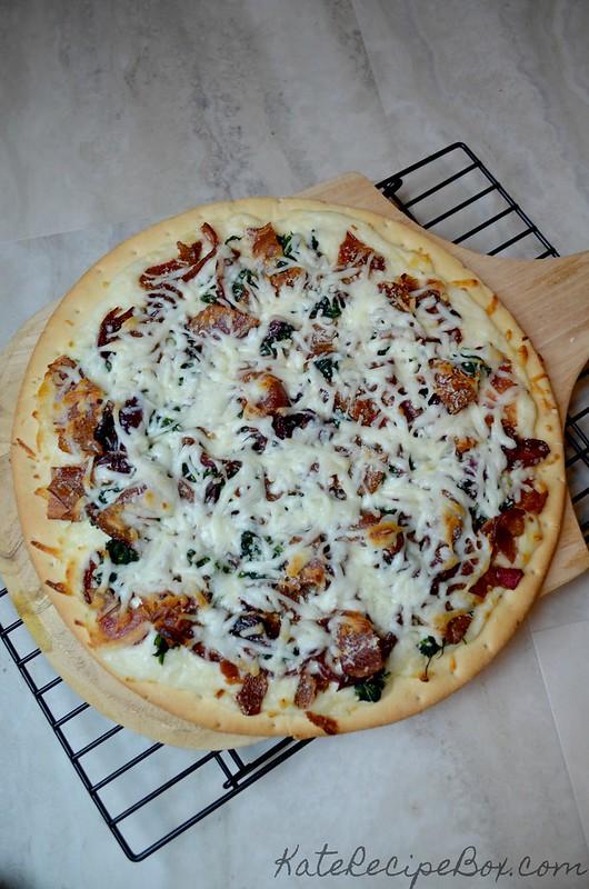 OnionBaconSpinachPizza2