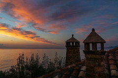 Mysterious Sunrise - Monemvasia, Greece