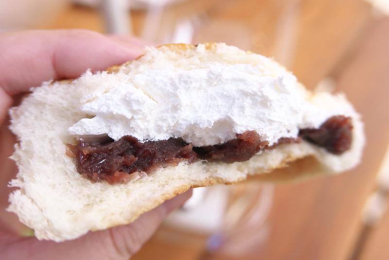 荒川区西日暮里 クリ夫のパン屋 クリ夫のアンパン