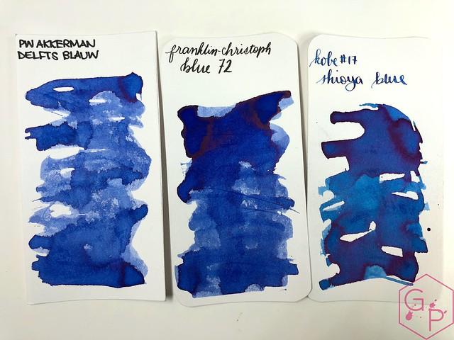 P.W. Akkerman Den Haag Delfts Blauw Ink 6