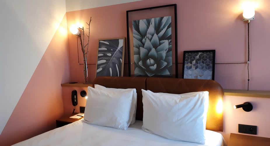 Leuk hotel oud en nieuw Antwerpen: Hotel Indigo, Antwerpen | Mooistestedentrips.nl