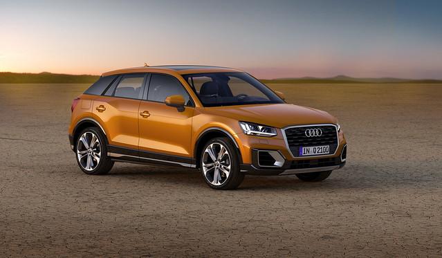 Comprar Audi Q2