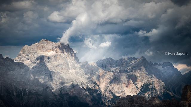Le Dolomiti, Italia