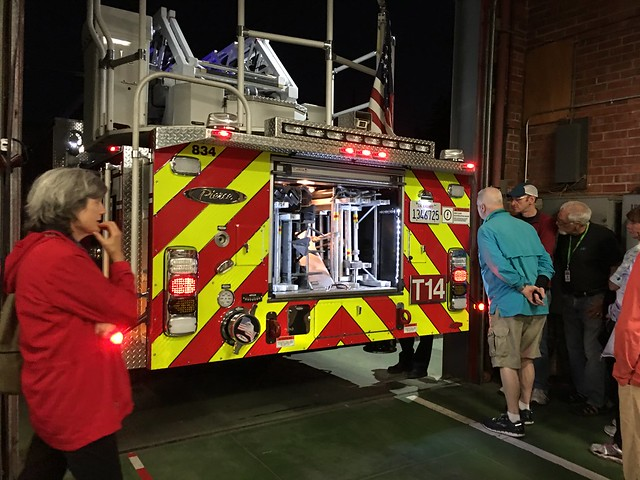 Fire Station 14, Martinez CA